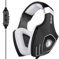 2771cff0233 New Arrival SADES Gaming Headset Computer A60 USB Over the Ear Stereo Headphones  Best In Ear