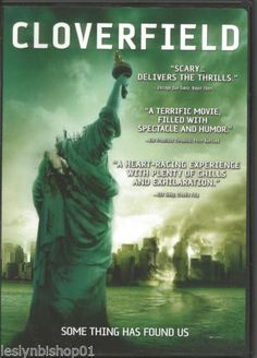 Cloverfield (DVD, 2008) Michael Stahl-David, Mike Vogel Director: Matt Reeves