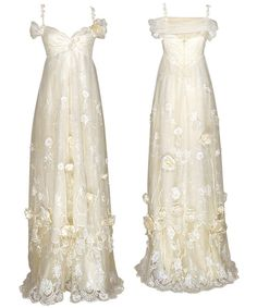Love My Dress UK Wedding Blog - 'Juliet', from the Claire Pettibone Continuing Collection...