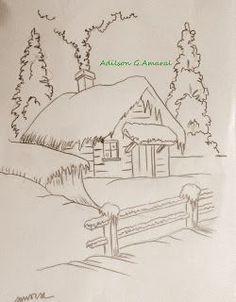 Arte * Vida: Cabana e Neve