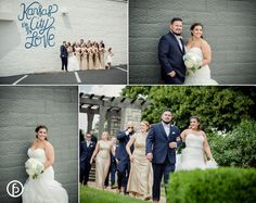 Uptown Theatre Wedding | freelandphotography.com