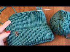 2. Трикотажные швы. Невидимый шов Петля в Петлю Grafting knitting #knitting #crochet - YouTube