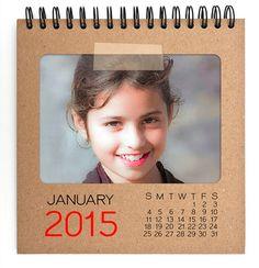 Montaje con Fotos Calendario 2015. #calendario2015 #enero2015 #calendariospersonalizados