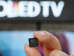 LG lanza el primer microchip receptor de TV incorporado