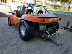 Vw Dune Buggy, Sand Rail, Beach Buggy, Hot Rods, Badass, Antique Cars, Flat Irons, Atelier, Vintage Cars