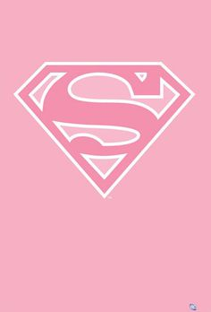 SUPERMAN - logo/pink poster / print - Europosters