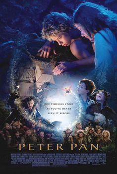 Peter Pan, 2003. One of my favorite movies