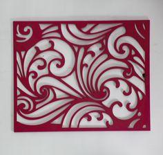 Panels for door or window frames.