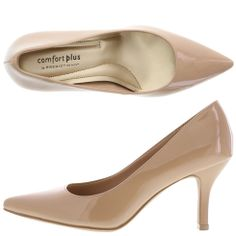 Comfort Plus by PredictionsWomen's Karmen Pump for Mary Poppins ...