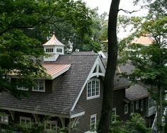 Fantastic Home Architecture with Classic Interior: Alluring Craftsman Home Exterior Design In Traditional Touch With Shingle Style Finishing For Walling And Roofing ~ CLAFFISICA Architecture Inspiration