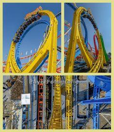 #OlympiaLooping #Prater #WienerPrater #Achterbahn #RollerCoaster #AmusementPark #Freizeitpark #payerfotografie