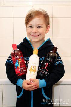 ziaja kids - Fräulein Musters Welt Bubble Gum, Shampoo, Packaging, Beauty, Shower Gel, World, Kids, Wrapping, Beauty Illustration