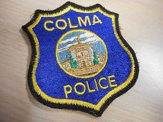 Old-style-Colma-California-police-patch
