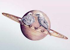 Sanatlı Bi Blog İlham Verici İllüstrasyonlarla Gezegenlere Fantastik Bakış: 'James Ormiston' 1