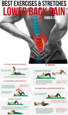 Look after your spine and help relieve lower back pain with this 4 move back workout 5 safe core exercises for back pain Lower Back Pain Exercises, Lower Back Muscles, Lower Back Pain Relief, Relieve Back Pain, Yoga For Back Pain, Low Back Pain, Stretching Exercises, Exercise For Lower Back, Back Pain Stretches