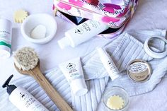 """Sami is loving our products, """"They have been the perfect transition products from my winter skincare routine to spring because all the scents of their products are really refreshing and they all are very light weight."""""""