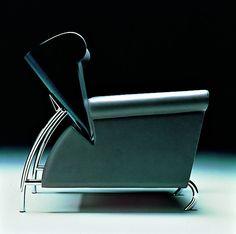 Norma, forMoroso by Massimo Iosa Ghini Wallace, futuristic furniture Art Deco Furniture, Living Furniture, Modern Furniture, Home Furniture, Furniture Design, Concrete Wood, Modern Retro, Post Modern, Futuristic Furniture