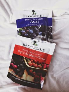 Barefoot In Blue Jeans: Brookside Chocolate