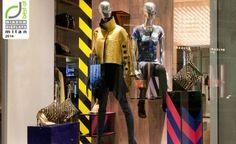 Just Cavalli Fashion Week windows 2014, Milan – Italy