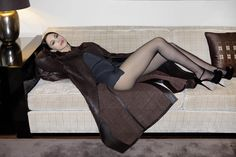 Monica Bellucci in Harper's Bazaar Kazakhstan Magazine – April 2020 Animal Print Tights, Monica Bellucci Photo, Italian Actress, Black Pantyhose, Nylons, Trending Topics, Sexy Legs, Outfit Of The Day, Sexy Women