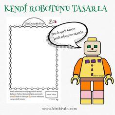Preschool Activities, Robot, Homeschool, Drama, Coding, How To Plan, Children, Creative, Young Children