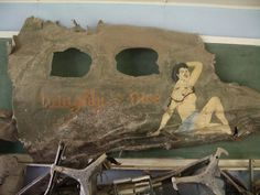 Picture of American WWII bomber, taken in Kokopo, Papua New Guinea by traveler jpj. Aircraft Images, Ww2 Posters, Germany And Italy, Ww2 History, Parasailing, United States Army, Nose Art, D Day, Papua New Guinea