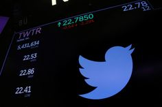 Twitter shares surge 15 percent on first quarterly profit - Reuters