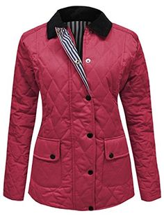 357ec7299d1 SAMANTHA S NEW LADIES QUILTED PADDED BUTTON ZIP JACKET WOMENS WINTER COAT  SIZES 8- 20