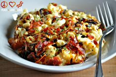 Caramelized Onion and Prosciutto Mac and Cheese