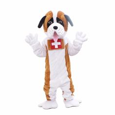 Customade MAX Dog adult Cartoon//Mascot costume unisex Fancy dress for Festival