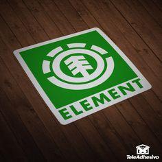 Pegatina Element 5