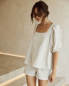 Casual Dress Outfits, Cute Summer Outfits, Fashion Outfits, Minimalist Street Style, Minimalist Dresses, Style Inspiration, Sewing, Chic, Closet