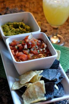 I don't know about you but I could totally enjoy salsa any time of the year!