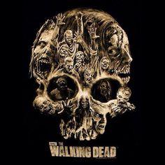 The walking dead :)
