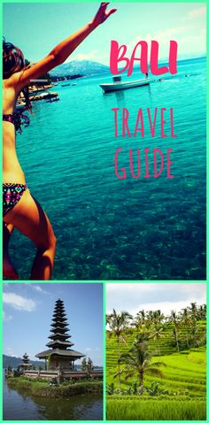A travel guide to Bali including temples, rice terrace, spas, yoga training and more.