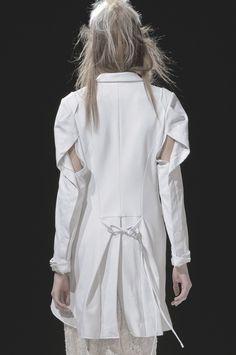 Yohji Yamamoto, S/S 2013