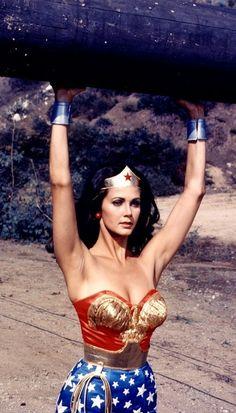 Linda Carter's Wonder Woman!
