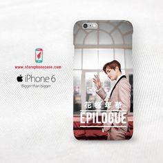 BTS Reveals iphone case
