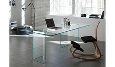 Best Ikea Office Desk Ikea Office Desk Glass Desk Home Furniture Design Ikea Office, Ikea Desk, Office Decor, Modern Home Office Furniture, Home Office Design, House Design, Glass Desk, Glass Office Desk, Glass Tables