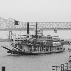 """molcsa: """" #paddle #steamer #ship on #river #mississippi at #neworleans #louisiana """""""