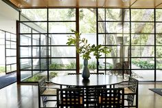 Up in Arms About Glass Wall Design? The very first and most popular glass is clear glass. Picking the proper glass rides on the requirements of the organization. Based on your needs Orange County glass can supply you with the… Continue Reading → Glass Wall Design, Cherry Wood Cabinets, Contemporary Outdoor Furniture, Window Wall, Wall Of Windows, Modern Patio, Mid Century House, Home Interior Design, New Homes