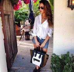 Shay Mitchell - love her style #womensfashion