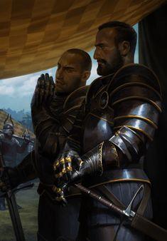 Fantasy Concept Art, Fantasy Armor, Medieval Fantasy, Fantasy Character Design, Dark Fantasy, Character Art, Fantasy Inspiration, Character Inspiration, The Witcher Books