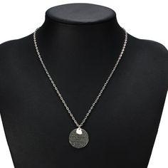 Abuela nieta del corazón del regalo del amor de collar pendiente código( 1029083)