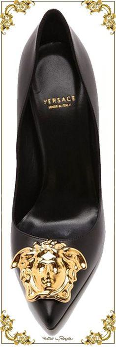 Versace  Regilla ⚜ Una Fiorentina in California