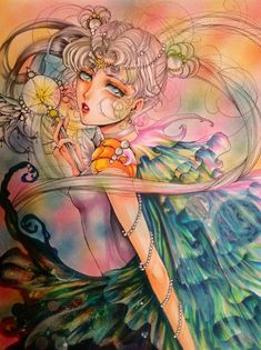 Sailor Moon 20th anniversary by ~Giname on deviantART