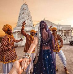 8 Photographs of Jaipur from the 'Follow Me' series by Murad Osmann | City of…