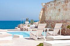 Destinations   Italian Coast Boutique hotel Don Ferrante, in Monopoli, Italy