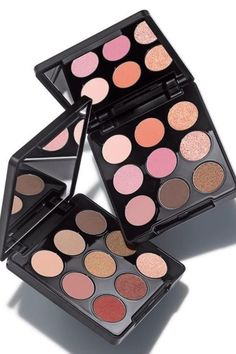 Tap into modern neutrals with our Mono Pop Eyeshadow Palette. The chic, monochromatic shades come in a mix of matte and shimmer, allowing you to create the perfect multidimensional look. Comes in Mood Brown or Mood Coral shades. Complements all skin tones with 9 universally-flattering shades in each palette. Find you perfect eyeshadow palette shades by shopping my Avon online store. #eyeshadow #eyeshadowpalette #monopopeyeshadow Avon Eyeshadow, How To Apply Eyeshadow, Liquid Eyeshadow, Eyeshadow Brushes, Cheap Makeup Brands, Brown Eyeshadow Palette, Makeup Bag Essentials, Root Touch Up, The Face Shop