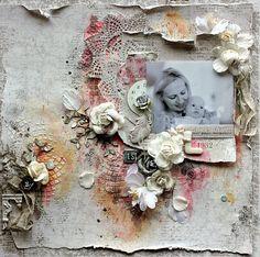 eleele-handmade: White Inspiration - Maja Design